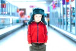 Потерялся ребенок в аэропорту