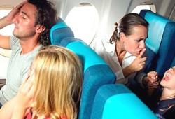 Правила для пассажиров с детьми