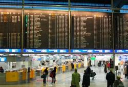 Аэропорт Шереметьево табло прилета