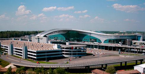 Шереметьево терминал д